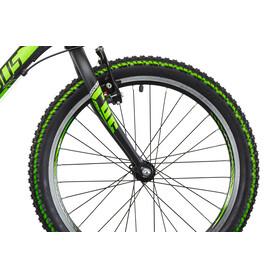 """Serious Rockville - Vélo enfant - 20"""" vert/noir"""